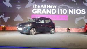 2019 Hyundai Grand i10 Nios hatchback launched in India at Rs 4.99 lakh