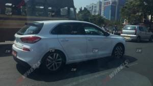 Hyundai i30 premium hatchback spotted - could be launched in India?