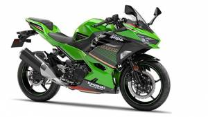Kawasaki Ninja 400 updated with 3 new colour schemes internationally - could be launched in India soon