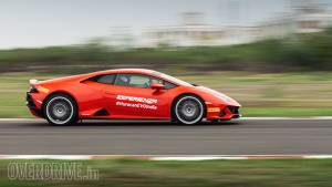 Lamborghini Huracan Evo first drive review