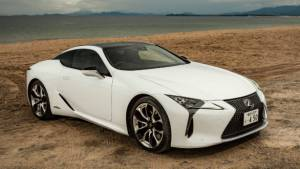 Lexus LC500h GT coupe launched in India at Rs 1.96 crore ex-showroom