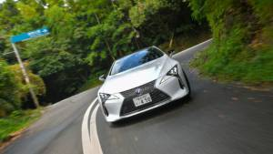 2019 Lexus LC 500h first drive review