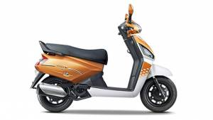 Mahindra Gusto 110, 125 equipped with CBS launched in India - prices start at Rs 50,996