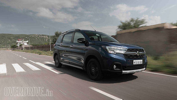 Maruti Suzuki XL6 first drive review