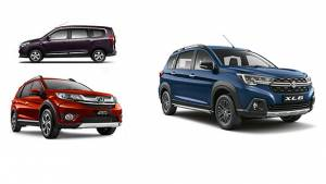 Spec Comparo: Maruti Suzuki XL6 vs Honda BR-V vs Renault Lodgy