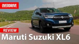 Maruti Suzuki XL6 - Review