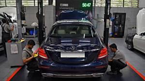Mercedes-Benz service: Luxury is effortless