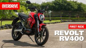 Revolt RV400 | First Ride Review