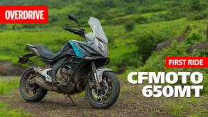 CFMoto 650MT | First Ride Review