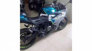 CFMoto 250SR fully-faired motorcycle spotted in production avatar