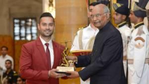Gaurav Gill becomes first motorsport personality to win prestigious Arjuna Award