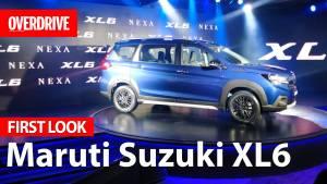 Maruti Suzuki XL6 - First Look