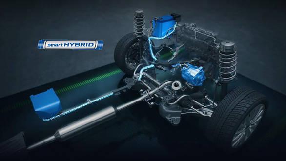Maruti Suzuki - Smart Hybrid