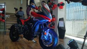 MV Agusta Turismo Veloce 800 launched in India for Rs 18.99 lakh