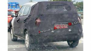 Second generation Hyundai Creta SUV spotted on test - India launch expected in Q1 of 2020