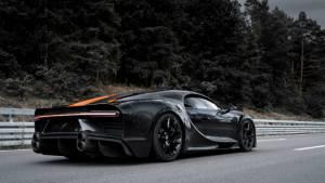 IAA 2019: Bugatti Chiron Super Sport 300+ shown in production form