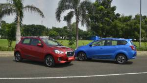 2019 Datsun Go and Go+ CVT first drive review