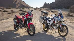Is Honda building a mini Africa Twin?