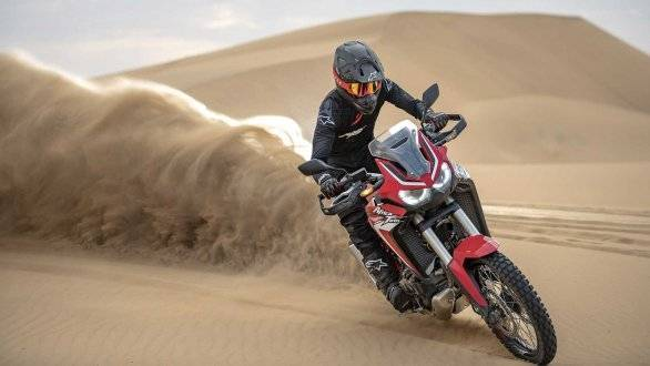 All-new, 2020 Honda CRF1100L Africa Twin breaks cover!