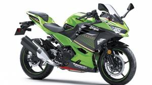 2020 Kawasaki Ninja 400 gets two new colour schemes in India - limited to 20 units