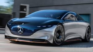 IAA 2019: Mercedes-Benz Vision EQS shows the future of electrified luxury