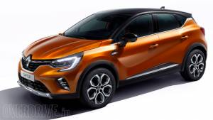 IAA 2019: Renault Captur moves into its second generation