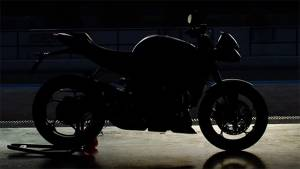 2020 Triumph Street Triple RS teaser out, to be unveiled on October 7
