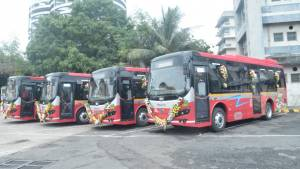 BEST deploys Olectra-BYD electric AC buses in Mumbai with a range of 200km