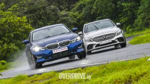 Comparison test: BMW 3 Series vs Mercedes-Benz C-Class