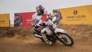 Interview: CS Santosh on training for the 2020 Dakar and his new app for motorcycle riders