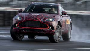 Production-spec Aston Martin DBX SUV to be unveiled in December