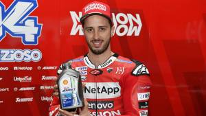 Celebrate Shell Ducati's Riders' day with Moto GP's Andrea Dovizioso