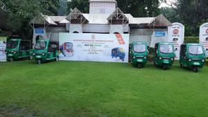 Kinetic Green's e-rickshaw to provide last mile connectivity for MahaMetro in Nagpur