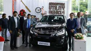 Isuzu India inaugurates a new showroom in Kannur, Kerala