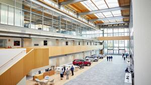 Jaguar Land Rover's new 430 lakh sq.ft product creation facility opens in Gaydon, England
