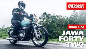 Jawa Forty Two | Road Test Review