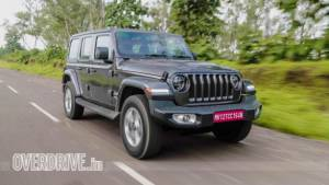 2019 Jeep Wrangler Unlimited road test review