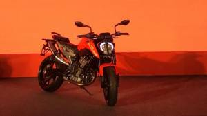 2019 KTM 790 Duke launched in India - Priced at Rs 8.63 lakh