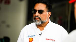 Interview: Dilbagh Gill on the developments in Mahindra Racing's Formula E efforts