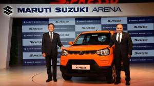 Maruti Suzuki S-Presso mini SUV launched in India at Rs 3.69 lakh