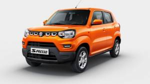 Live Updates: Maruti Suzuki S-Presso mini SUV India launch