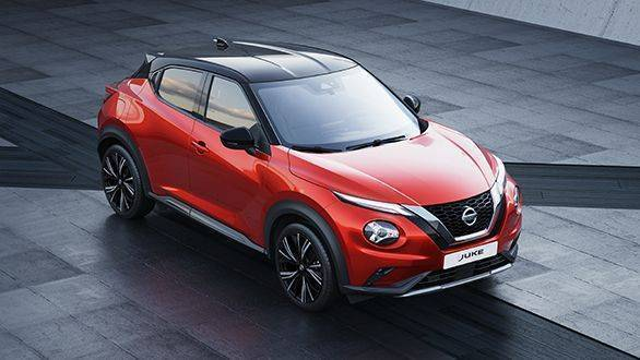 2020 Nissan Juke Crossover Breaks Cover In The International Markets Overdrive