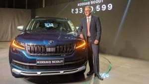 Skoda launches Kodiaq Scout at Rs 33.99 lakh in India