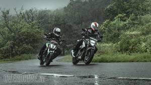 Comparison test: Suzuki Gixxer 250 vs Bajaj Dominar 400