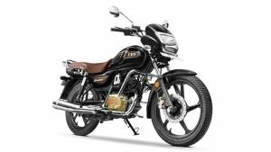 TVS Radeon celebratory edition launched at Rs 52,720 - now gets an option of disc brake