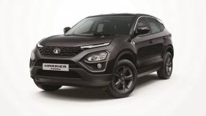 Tata Harrier Dark Edition launched in India for Rs 16.76 lakh