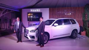 2019 Volvo XC90 Excellence Lounge Console launched in India at Rs 1.42 crore