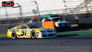 2019 Euro NASCAR: Advait Deodhar keeps championship podium hopes alive at Hockenheim Ring