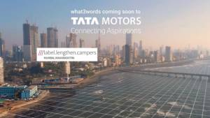 Tata Motors partners with what3words for simplified last-mile navigation on its vehicles