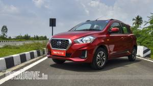 Datsun Go and Go Plus BSVI revealed in India